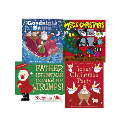 Christmas with Peppa Pig and Friends : 10 Kids Picture Books Bundle image number 4