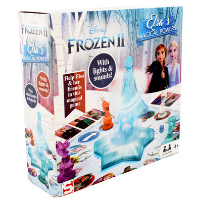 Disney Frozen 2 Elsas Magic Powers Game image number 1