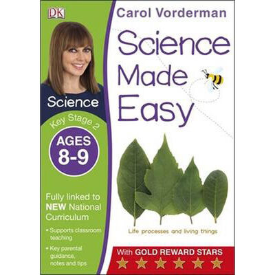 Science Made Easy: Ages 8–9 image number 1