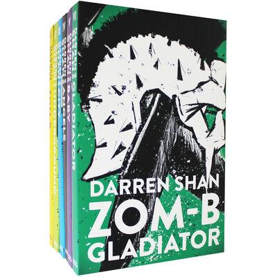 Darren Shan Zom-B Gladiator: 6 Book Collection image number 1