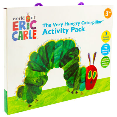The Very Hungry Caterpillar Activity Pack image number 1
