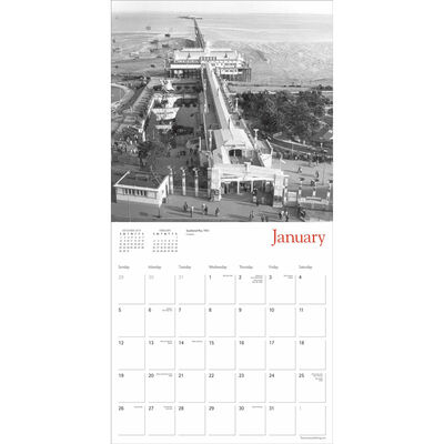 Southend-on-Sea Heritage 2020 Wall Calendar image number 2