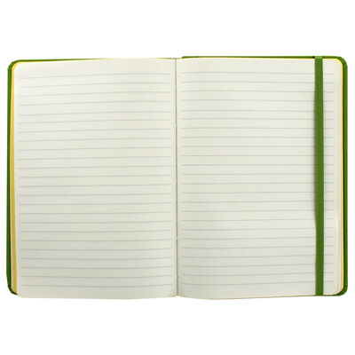 A5 Case Bound PU In the Beginning Notebook image number 2