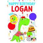 Happy Birthday Logan image number 1