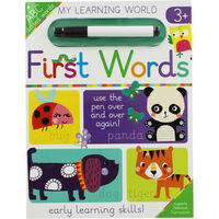 My Learning World - First Words