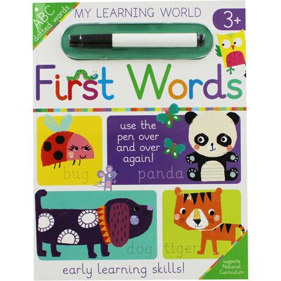My Learning World - First Words image number 1