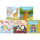 Adventure Animal: 10 Kids Picture Books Bundle image number 2