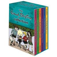 The Enid Blyton Collection: 6 Book Box Set