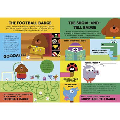 Hey Duggee Book of Badges: Reward Chart Sticker Book image number 2