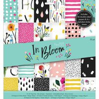 In Bloom Paper Pad 12 x 12 Inch