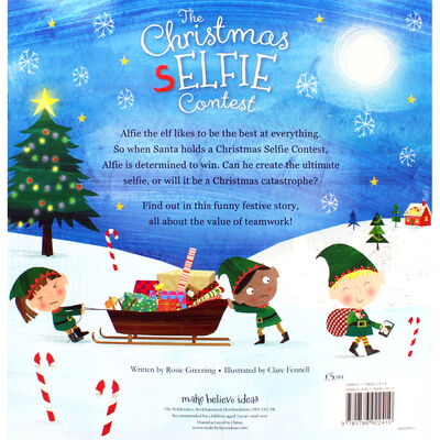 The Christmas Selfie Contest: Pack of 10 Kids Picture Book Bundle image number 3