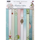 Christmas Critters Insert Collection - 40 Sheets image number 1