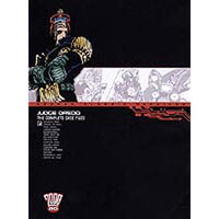 JUDGE DREDD COMP CASE FILE 1
