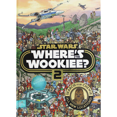 Star Wars: Where's the Wookie? 2 image number 1