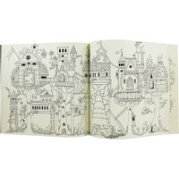 Enchanted Forest: Colouring Book