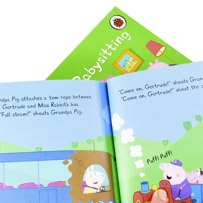 The Incredible Peppa Pig: 50 Book Collection image number 4