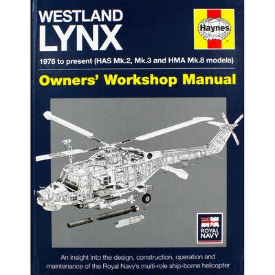 Haynes Westland Lynx Manual image number 1