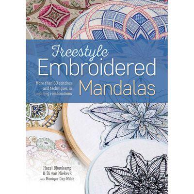 Freestyle Embroidered Mandalas image number 1