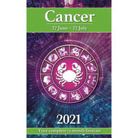 Horoscopes 2021: Cancer