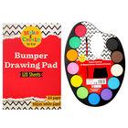 Kids Mega Art Essentials & Caddy Bundle image number 5