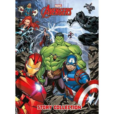 Marvel Avengers: Story Collection image number 1