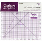 Crafters Companion Self Healing Cutting Mat - 12x9 Inch image number 1