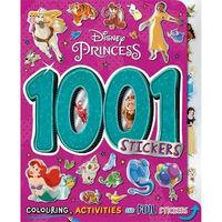 Disney Princess: 1001 Stickers