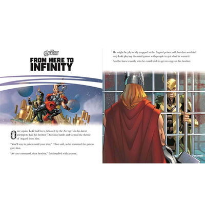 Marvel Avengers: Storytime Collection image number 2