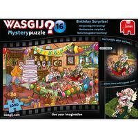 Wasgij Mystery 16 Birthday Surprise 1000 Piece Jigsaw Puzzle