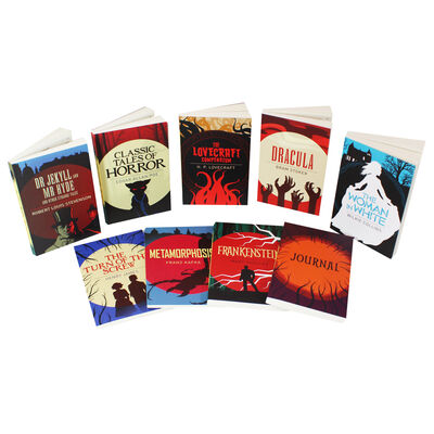 The Great Horror and Fantasy Collection: 9 Book Box Set image number 2