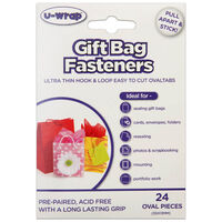 Gift Bag Fasteners: Pack of 24