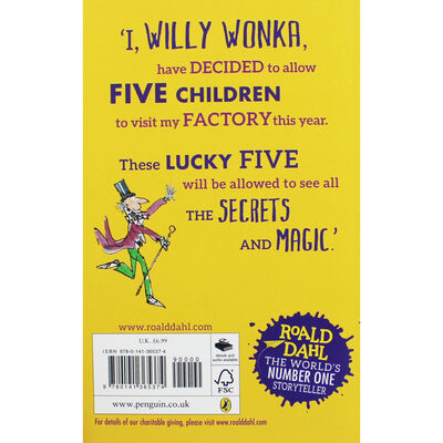Roald Dahl: Charlie and the Chocolate Factory image number 2