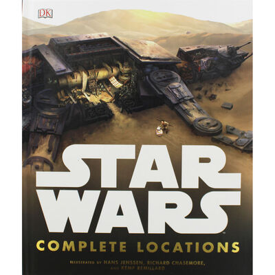 Star Wars: Complete Locations image number 1