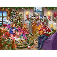 Waddingtons Christmas 1000 Piece Jigsaw Puzzle