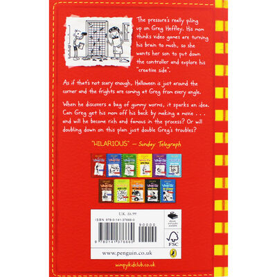 Diary of a Wimpy Kid: Double Down image number 2