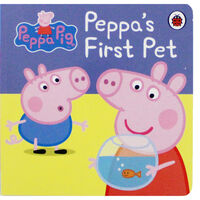 Peppa Pig's First Pet Story