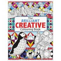 The Brilliant Creative Colouring Book
