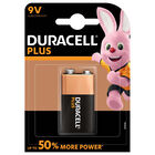 Duracell Plus Power 9V Battery image number 1
