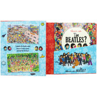 Where are The Beatles - Book and Jigsaw