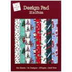 Traditional Christmas Design Pad image number 1