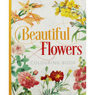 Beautiful Flowers Colouring Book image number 1