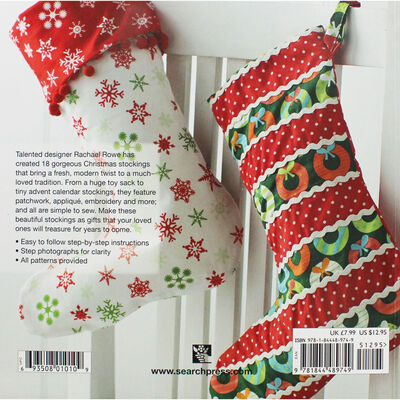 Christmas Stockings: Love to Sew image number 3