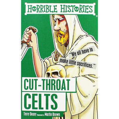 Horrible Histories: Cut-Throat Celts image number 1