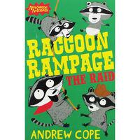Raccoon Rampage: The Raid