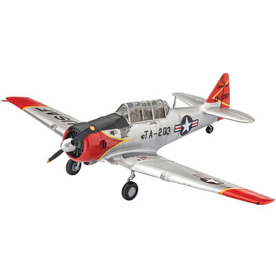 Revell 1-72 North American T-6G Texan Model Kit image number 2
