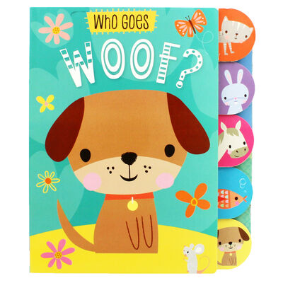 Who Goes Woof? image number 1