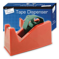Large Desk Top Tape Dispenser: Assorted
