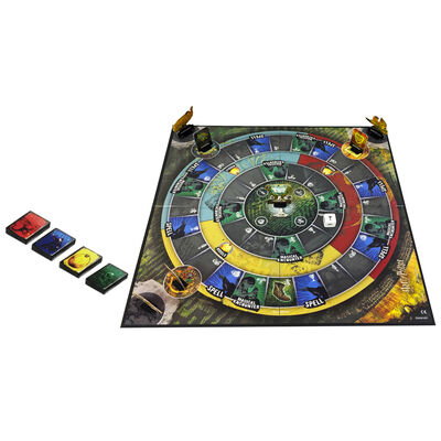 Harry Potter Race To The Triwizard Cup Board Game image number 3