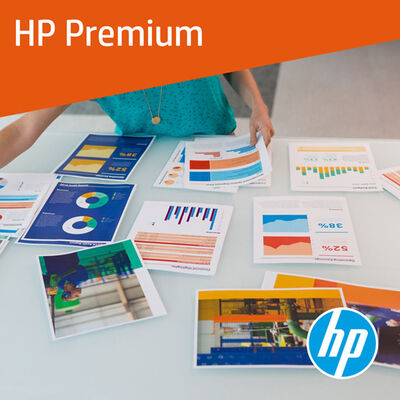 HP Premium A4 White 100gsm Printer Paper - 500 Sheets image number 3