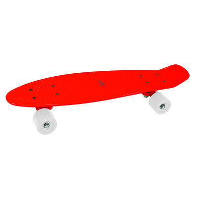 Plastic Skateboard 22 Inch - Red image number 1